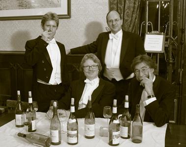 Uitgeverij Gianni Maastricht, de uitgevers: Bob Hoekstra, Joof Schöpping, Fokke Fernhout & Jasper Holthuis