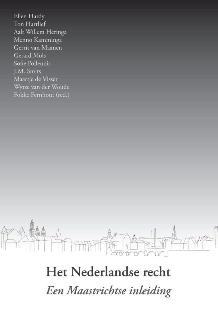 Uitgeverij Gianni: Het Nederlandse recht - een Maastrichtse inleiding (editie 2014)