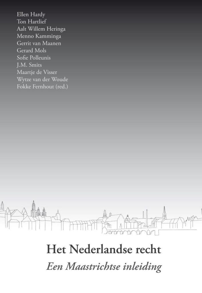 Uitgeverij Gianni: Het Nederlandse recht - een Maastrichtse inleiding (editie 2015)