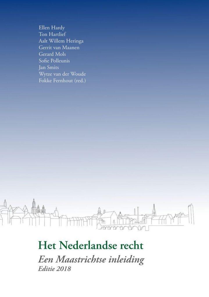 Uitgeverij Gianni: Het Nederlandse recht - een Maastrichtse inleiding (editie 2018)