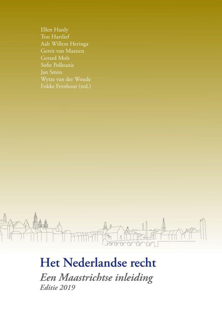Uitgeverij Gianni: Het Nederlandse recht - een Maastrichtse inleiding (editie 2019)