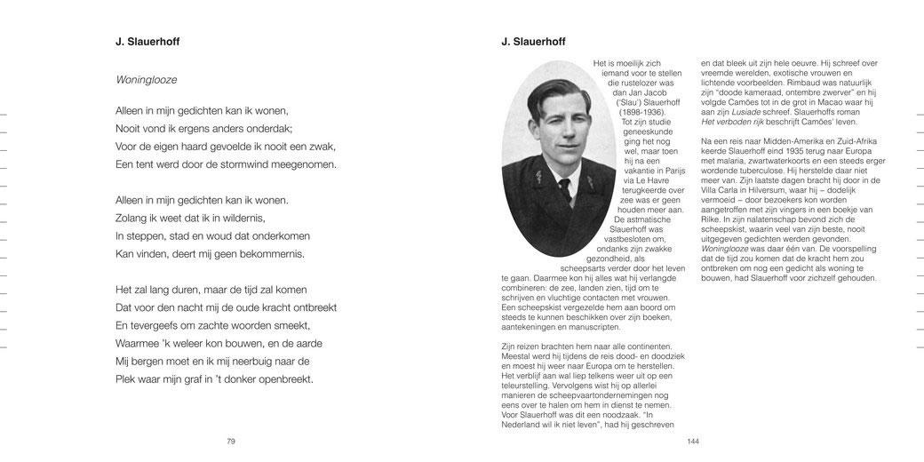 Uitgeverij Gianni: Vanzelfsprekend sonnetten p79 p144 inkijkexemplaar